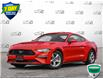 2018 Ford Mustang EcoBoost (Stk: 156360) in Kitchener - Image 1 of 28