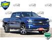 2017 Chevrolet Silverado 1500 2LZ (Stk: 156650X) in Kitchener - Image 1 of 20
