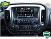 2017 Chevrolet Silverado 1500 2LZ (Stk: 156650X) in Kitchener - Image 14 of 20