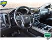 2017 Chevrolet Silverado 1500 2LZ (Stk: 156650X) in Kitchener - Image 9 of 20