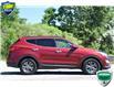 2013 Hyundai Santa Fe Sport 2.0T SE Red