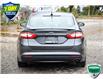2016 Ford Fusion SE Grey