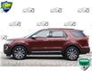 2016 Ford Explorer Platinum (Stk: P60840A) in Kitchener - Image 3 of 20