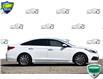 2016 Hyundai Sonata Sport Tech (Stk: P61142A) in Kitchener - Image 2 of 21