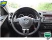 2012 Volkswagen Tiguan 2.0 TSI Highline (Stk: 61129A) in Kitchener - Image 11 of 20