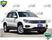 2016 Volkswagen Tiguan Comfortline (Stk: 59735AX) in Kitchener - Image 1 of 19