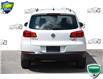 2016 Volkswagen Tiguan Comfortline (Stk: 59735AX) in Kitchener - Image 4 of 19