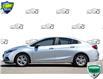2017 Chevrolet Cruze LT Auto (Stk: OP4150) in Kitchener - Image 3 of 19
