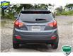 2015 Hyundai Tucson GLS (Stk: P61223A) in Kitchener - Image 4 of 21