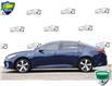 2017 Kia Optima SX Turbo (Stk: P61139AX) in Kitchener - Image 2 of 21