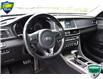 2017 Kia Optima SX Turbo (Stk: P61139AX) in Kitchener - Image 9 of 21