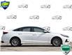 2018 Hyundai Sonata GL (Stk: 61171A) in Kitchener - Image 2 of 20