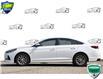 2018 Hyundai Sonata GL (Stk: 61171A) in Kitchener - Image 3 of 20