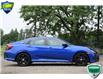 2018 Honda Civic EX-T Blue