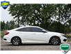 2016 Honda Civic EX White