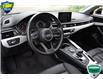 2019 Audi A4 45 Komfort (Stk: P61241A) in Kitchener - Image 8 of 19