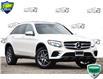 2019 Mercedes-Benz GLC 300 Base White