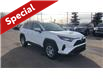 2021 Toyota RAV4 LE (Stk: 210573) in Calgary - Image 1 of 21