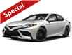 2021 Toyota Camry Hybrid SE (Stk: 210989) in Calgary - Image 1 of 3
