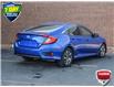 2017 Honda Civic EX (Stk: P1075) in Waterloo - Image 4 of 13