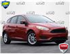 2018 Ford Focus SE (Stk: U8530) in Waterloo - Image 1 of 15