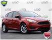 2018 Ford Focus SE (Stk: U8530) in Waterloo - Image 1 of 15