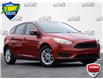 2018 Ford Focus SE Red