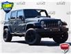 2017 Jeep Wrangler Unlimited Sahara (Stk: IQ036B) in Waterloo - Image 1 of 16