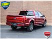 2020 Ford F-150 Lariat Red