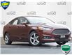2016 Ford Fusion SE Bronze