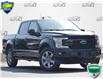 2018 Ford F-150 Lariat (Stk: FC384A) in Waterloo - Image 1 of 17