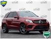 2017 Mercedes-Benz GLE 400 Base (Stk: AB973A) in Waterloo - Image 1 of 17