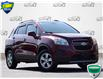 2014 Chevrolet Trax 1LT (Stk: ZC257B) in Waterloo - Image 1 of 17