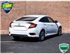 2020 Honda Civic EX (Stk: MC461AX) in Waterloo - Image 4 of 16
