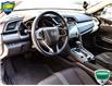 2020 Honda Civic EX (Stk: MC461AX) in Waterloo - Image 6 of 16