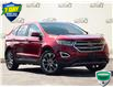 2016 Ford Edge Titanium (Stk: ZC995A) in Waterloo - Image 1 of 29