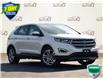 2017 Ford Edge Titanium (Stk: FD064A) in Waterloo - Image 1 of 29
