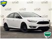 2018 Ford Focus SEL (Stk: ZD158A) in Waterloo - Image 1 of 25