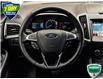 2018 Ford Edge SEL (Stk: LP1306) in Waterloo - Image 17 of 28