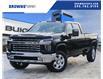 2020 Chevrolet Silverado 3500HD LTZ (Stk: T20-1006) in Dawson Creek - Image 1 of 18