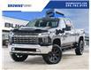 2020 Chevrolet Silverado 3500HD LTZ (Stk: T20-999) in Dawson Creek - Image 1 of 17