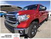 2017 Toyota Tundra SR5 Plus 5.7L V8 (Stk: 9435A) in Calgary - Image 4 of 13