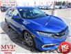 2019 Honda Civic Touring (Stk: D190192) in Airdrie - Image 1 of 31