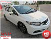 2015 Honda Civic EX (Stk: 216289A) in Airdrie - Image 1 of 8