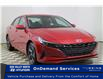 2021 Hyundai Elantra Preferred w/Sun & Tech Pkg (Stk: 16100053) in Markham - Image 1 of 25