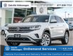 2021 Volkswagen Atlas Cross Sport 3.6 FSI Highline (Stk: 22581) in Oakville - Image 1 of 23