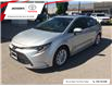 2020 Toyota Corolla XLE (Stk: 4261) in Barrie - Image 1 of 12