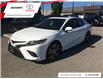 2020 Toyota Camry SE (Stk: 6669) in Barrie - Image 1 of 14