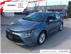 2020 Toyota Corolla LE (Stk: 07653A) in Barrie - Image 1 of 14