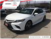 2020 Toyota Camry Hybrid SE (Stk: 2543) in Barrie - Image 1 of 14
